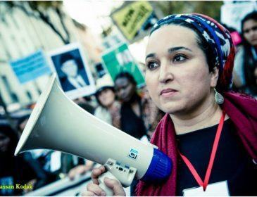 Hanane Karimi, «à contre-voix»