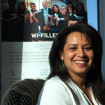 Salwa Toko: «WI-Filles, c'est être une Geek et une fille tout simplement»