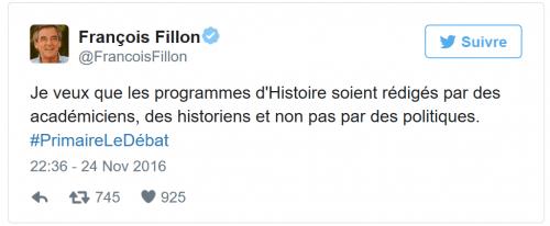 fillon-histoire