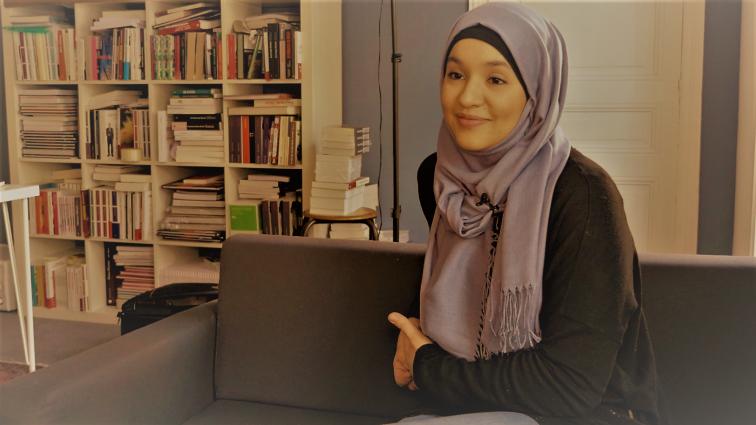 #Podcast: Après l'attentat de Nice, Hanane Charrihi raconte sa mère patrie