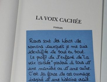 #Book-it #13: La face cachée, de Parinoush Saniée