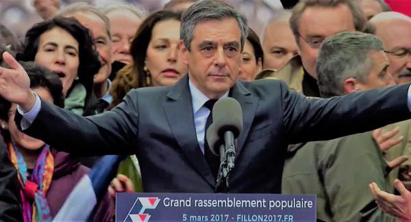 «François Fillon et Marine Le Pen s'enfoncent un peu plus dans leur délire populiste. Emmanuel Macron en profite»