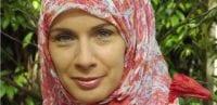 Karima Mondon, enseignante.