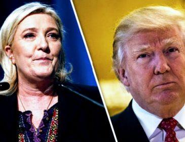 Marine Le Pen vs Donald Trump: les (faux) jumeaux?