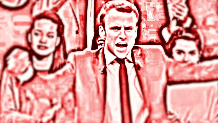 Le simulacre Macron, c'est bien de la poudre de perlimpinpin