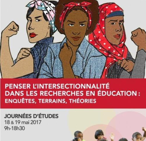 Colloque intersectionnalité