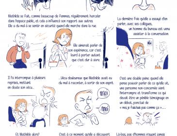 Maeril : «La vulgarisation par le dessin aide au débat public»
