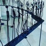 Sculptures de Saïd.