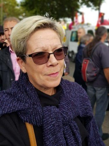 Gorette, 60 ans, employée dans les assurances.