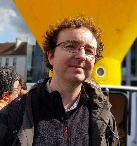 Jean-Baptiste, 40 ans, professeur d'Histoire-Géographie, secrétaire départemental FSU Essonne.