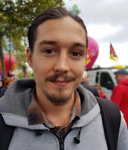 Jonas, 28 ans, masseur-kinésithérapeute, Toulouse.