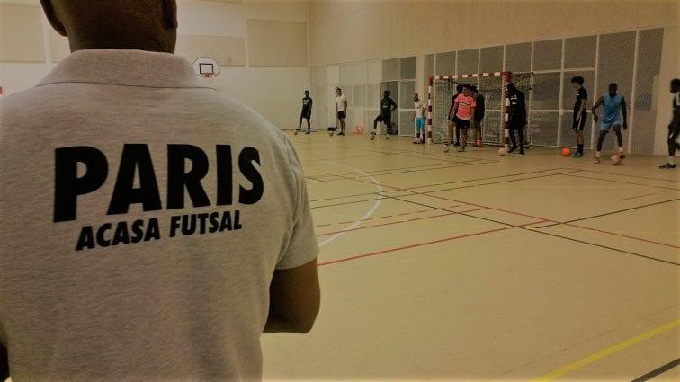 Paris Acasa Futsal, une épopée de cités