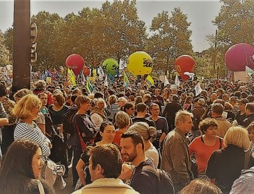 «Macron, t'es foutu! Les fainéants sont dans la rue!», au coeur de la manif anti-loi travail