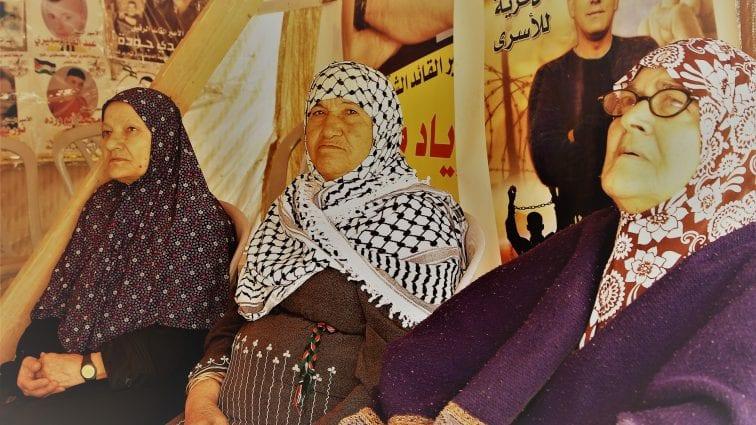Les mater dolorosa palestiniennes