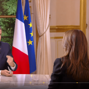 Macron, paroles de président