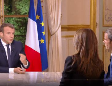 Macron, paroles de président