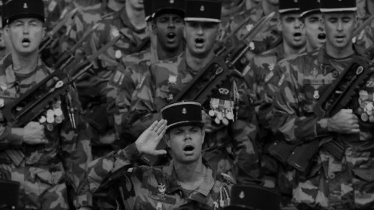Parler d'origine au sein des armées françaises n'est pas quelque chose de «naturel»