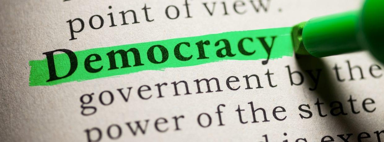 «La démocratie doit primer sur la police de la pensée»