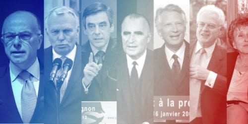Les records des Premiers ministres de la Ve République (Huffington post)