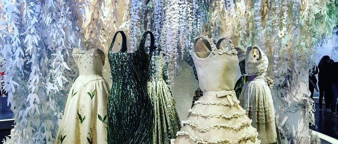 DIAPO. L'exposition Dior en 35 images