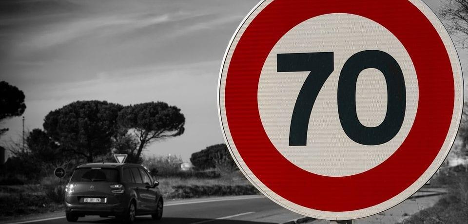 Ce que raconte la limitation de vitesse