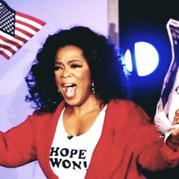 Oprah Winfrey présidente : Serions-nous tous devenus cinglés?