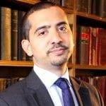 Mehdi Hasan, journaliste pour Al Jazeera et rédacteur en chef du Huffington Post UK