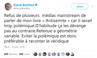 Pascal Boniface tweet