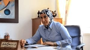 Samah Jabr, psychiatre et psychothérapeute et écrivaine palestinienne.