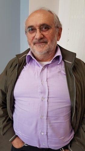 Jean, formateur à la retraite, bénévole au secours populaire, Paris/Formation Ligue de l'enseignement