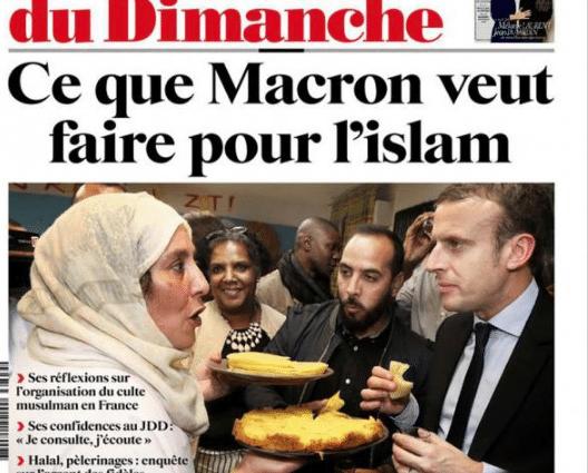 Emmanuel Macron lance une OPA sur l'Islam de France