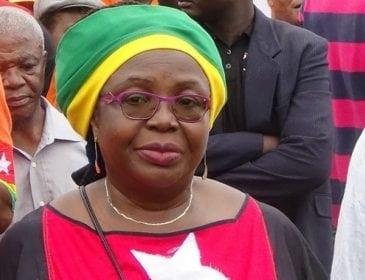 «C'est à la femme togolaise en particulier et africaine en général de mener la lutte pour le respect de ses droits et pour son émancipation »