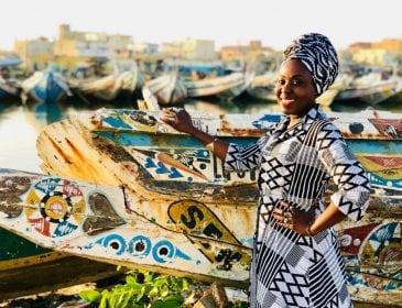 Rama Diaw: la mode comme pont entre l'Afrique et l'Occident