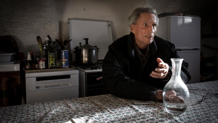 Migrants : La solidarité des citoyens de Névache: Bernard (7/7)