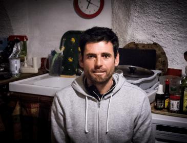 Migrants: La solidarité des citoyens de Névache: Bruno (6/7)