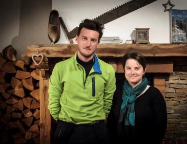Migrants: La solidarité des citoyens de Névache: Émilie & Matthieu (5/7)