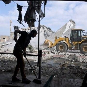 Israël: «La Politique du Bulldozer»