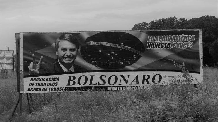 Erika Campelo: «Bolsonaro rappelle Rodrigo Dutertre. Pas Trump»