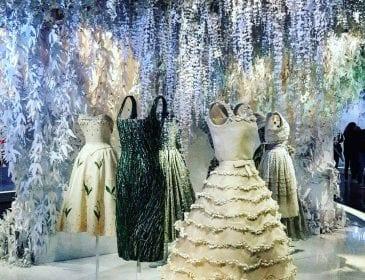L'exposition Dior en 35 images