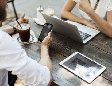 Les entrepreneurs 2.0 jouent la carte du numérique