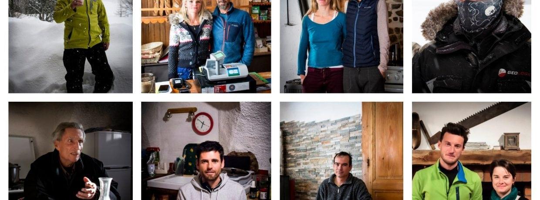 Migrants: La solidarité des citoyens de Névache