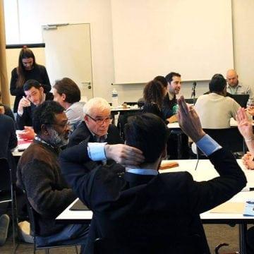 Interreligieux: dialoguer contre «la société du clash»