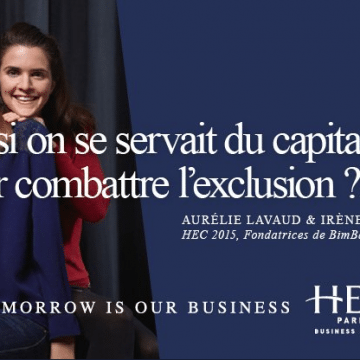 «Cette campagne d'HEC Paris confond le capitalisme et le business»