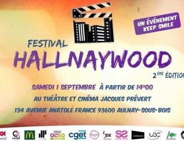 #Festival. Rendez-vous à Hallnaywood